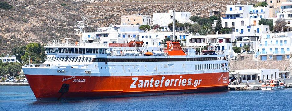 Traghetti per Zante
