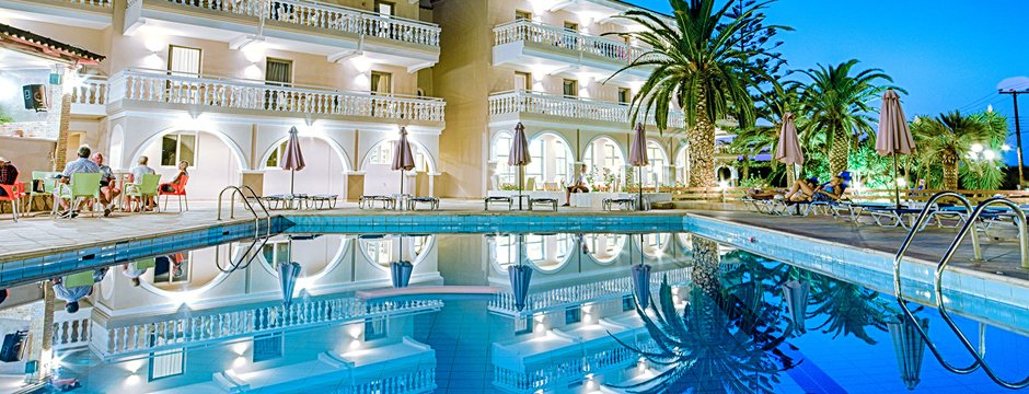 hotel a Zante