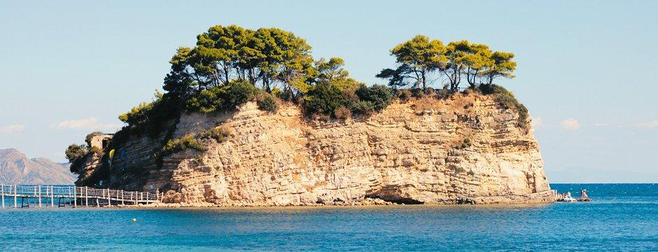 Spiaggia di Agios Sostis a Zante