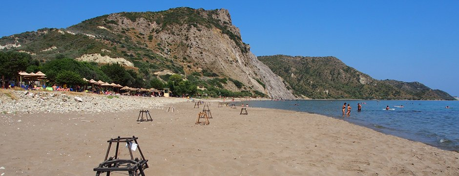 Spiaggia Dafni - Zante