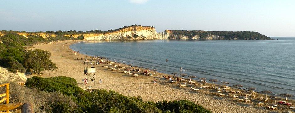 Spiaggia Gerakas Zante