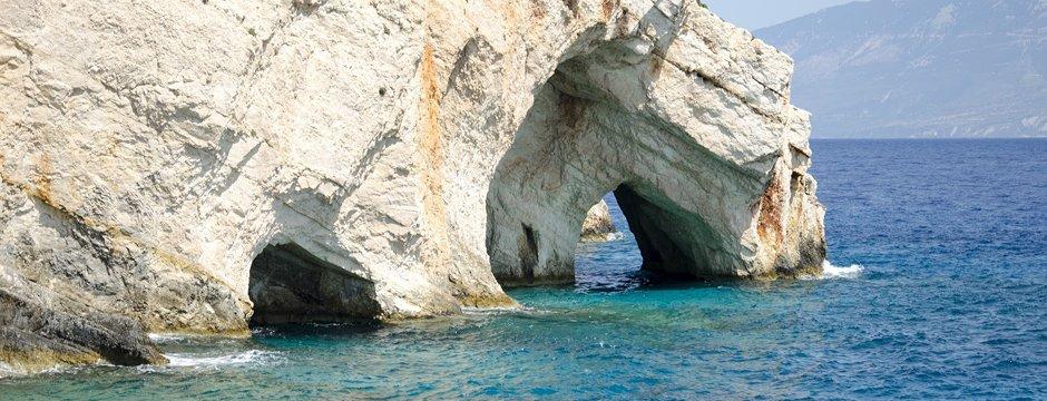 Grotte Blu di Zante