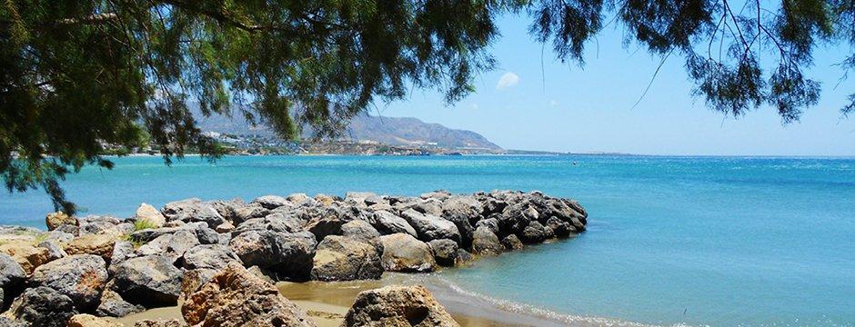 Spiaggia di Makris Gialos - Zante