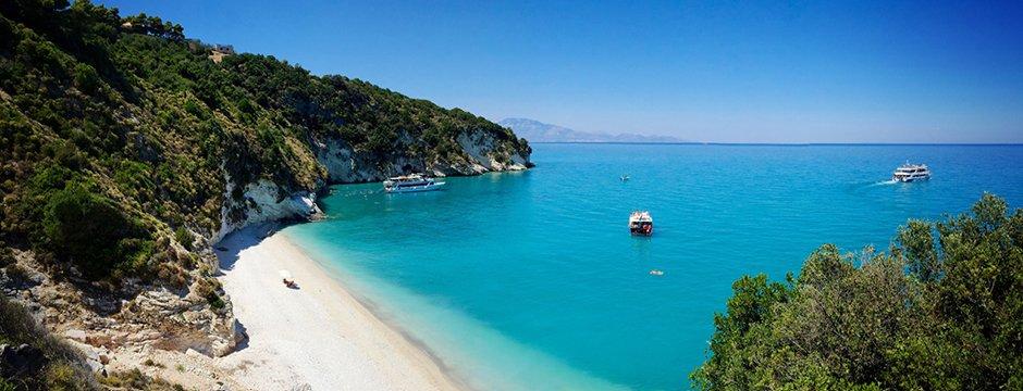 Spiaggia Xigia a Zante